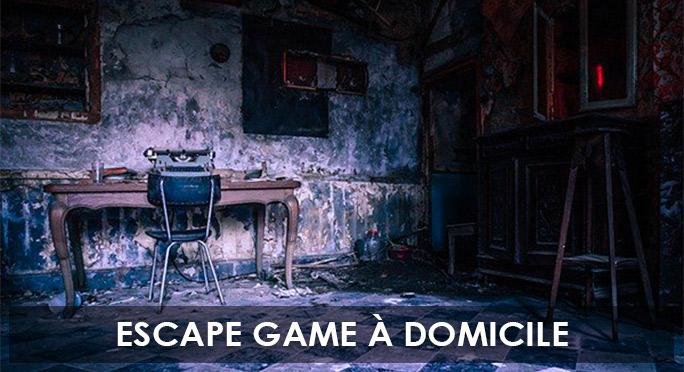 Escape Game à domicile avec Evasion Coulommiers
