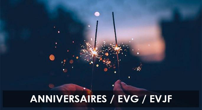 Evasion Escape Game Evénements : Anniversaire et EVG / EVJF