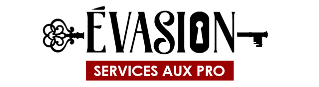 Evasion Escape Game Services aux Professionnels et Entreprises