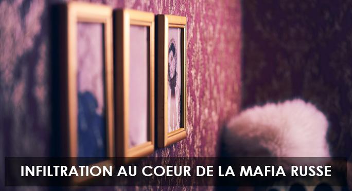 Salle Infiltration au Coeur de la Mafia Russe | EVASION ESCAPE GAME