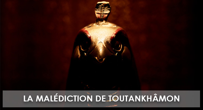 Salle La malédiction de Toutankhâmon | EVASION ESCAPE GAME